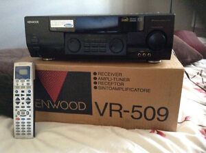 Kenwood VR-509 Receiver 5.1