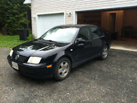 2002 Volkswagen Jetta Sedan - Reduced price