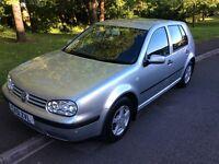 2001 Volkswagen Golf 1.6 SE-53,000-service history-1 owner-December 2017 mot-great value