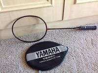 Astral carbon pro badminton racquet and cover