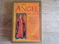 The Angel oracle card and book as new
