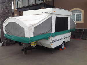 2005 Viking tent trailer