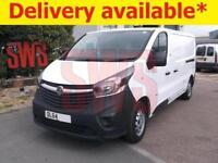 2014 Vauxhall Vivaro 2900 CDTi 1.6 DAMAGED REPAIRABLE SALVAGE