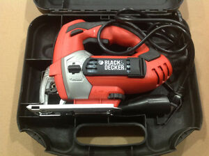 Black &decker Jig saw