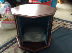 Pet Bed/End Table