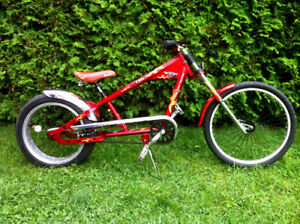 """Pacific Coast Chopper"" Bike/ Velo/ Bicyclette/ Bicycle 20"""