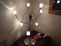 Ikea lamp halogen dimmer lighting adjustable