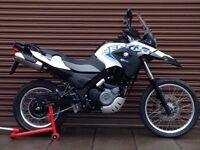 BMW GS G650 SERTAO ABS 2015. Only 1809miles. Nationwide Delivery Available.