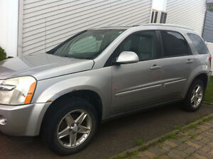 2006 Chevrolet Equinox SUV, Crossover AWD-$1200 NEGOTIABLE