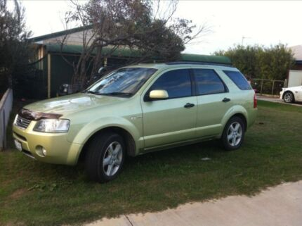 2005 Ford Territory Wagon AWD GHIA Joondalup Joondalup Area Preview