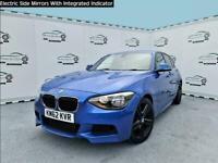2012 BMW 1 Series 120d M SPORT Auto HATCHBACK Diesel Automatic