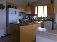Duplex situated 5 minutes from Grande Prairie in Clairmont
