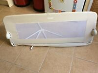 Tomy folding bed safety rail