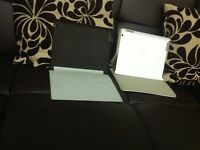 Two mint condition I-pad cover 2/3 . It's new condition.
