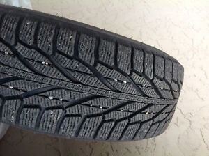 NOKIAN WINTER TIRES AND RIMS FOR SALE