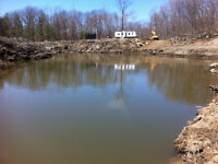 Cottage Home site, pond and deeded access to Bob's Lake