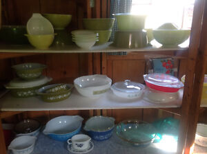 PYREX collection for sale