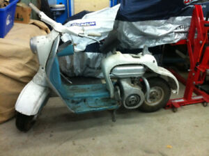 VINTAGE SCOOTERS WANTED