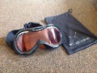Cebe ski/snowboarding goggles