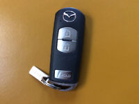 Found Mazda key FOB at Blooming Point Beach
