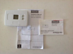 Thermostat Totaline non-programmable – Totaline Basic 1H/1