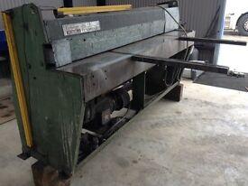 Edwards true cut guillotine