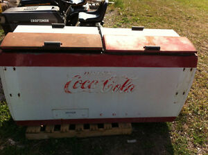 Coca Cola Coke Chest Cooler - Refrigeration System Peterborough Peterborough Area image 1