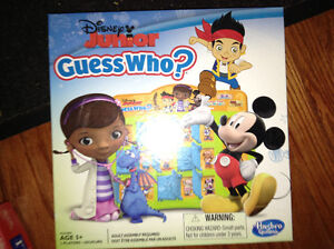 Disney Guess Who game for sale