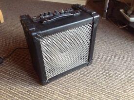 BARGAIN Amplifier (Roland Cube-30)