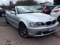 2005 BMW 3 Series 2.2 320Ci SE 2dr