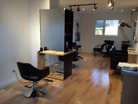 Coiffeur ou coiffeuse pour location de chaise