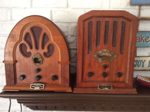 Replica Antique Radios