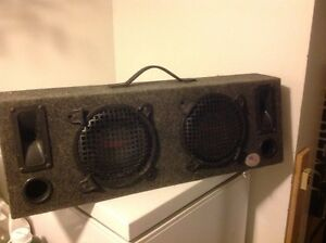 Speakers subwoofer amplifier surround sound car stereo