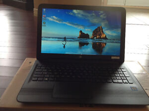 New HP Notebook for sale. Model 15 - ay028ca (Touch)