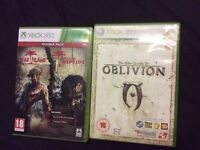 Xbox 360 games pack- 5 games
