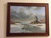 Fine Art Original Oil Painting