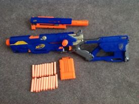 3 in 1 Nerf bundle