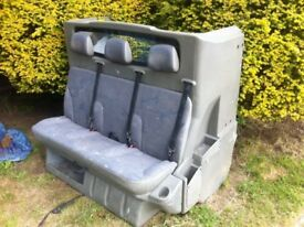 Genuine factory rear seats