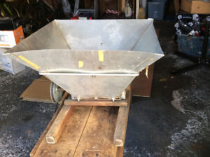 Electric Grape Crusher For Making Wine