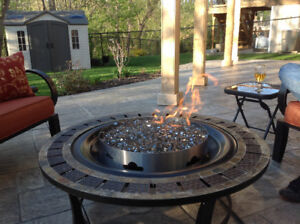 Napoleon Natural Gas Fire Pit (Insert only)
