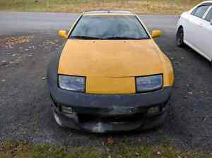 1990 Nissan z32 300zx LHD leather Negotiable/trade