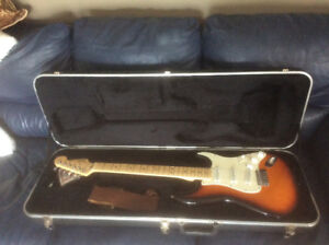 Vintage 1993 Mexican made Fender Stratocaster guitar