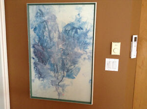 Japanese print reduced in price