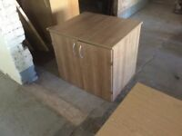 Rosewood storage cupboard