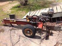 Log Splitter for Sale