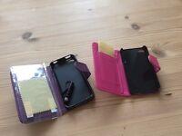 2 IPhone 4 cases