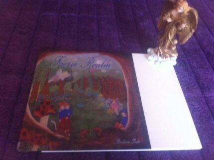 FAERIE REALM CHANNELED VISIONARY POEMS FAIRY FAIRIES
