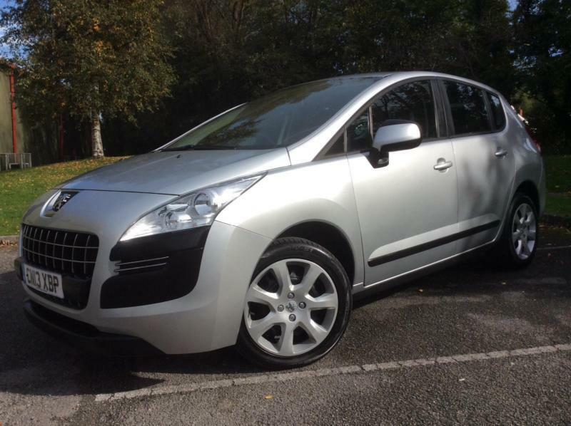 peugeot 3008 crossover 1 6 vti 120bhp 2013my access in cwmbran torfaen gumtree. Black Bedroom Furniture Sets. Home Design Ideas