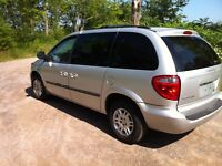 2007 Dodge Caravan 113,000kms  certified and etested