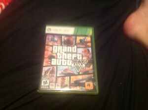 Grand theft auto 5for 360